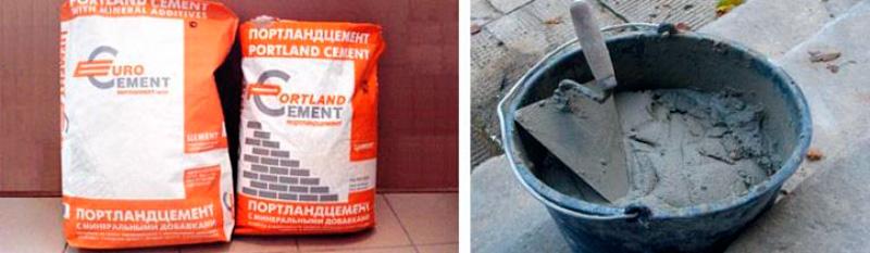 Быстрозатвердевающий цемент