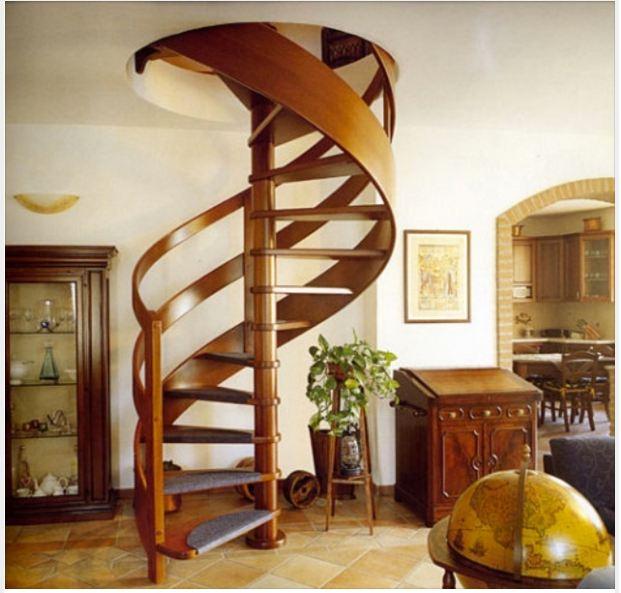винтовоая лестница
