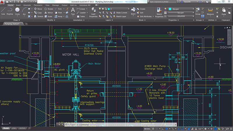 ПО Autodesk AutoCAD