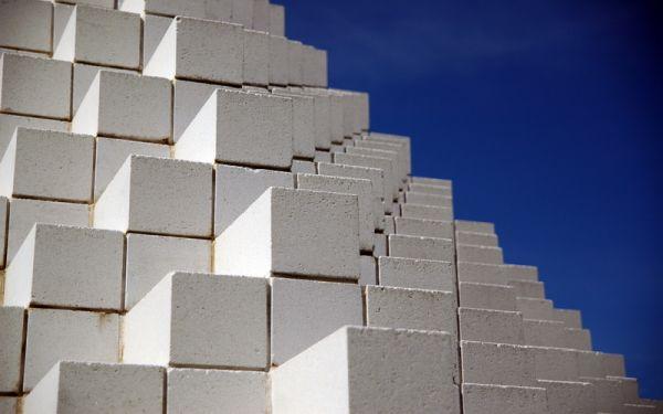 Рассчитать количество блоков очень просто.