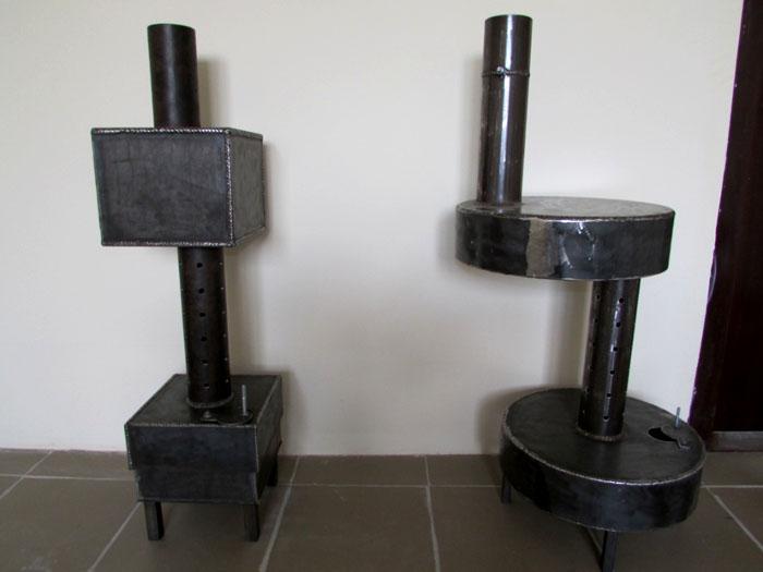 Конфигурация конструкций может быть самой разной