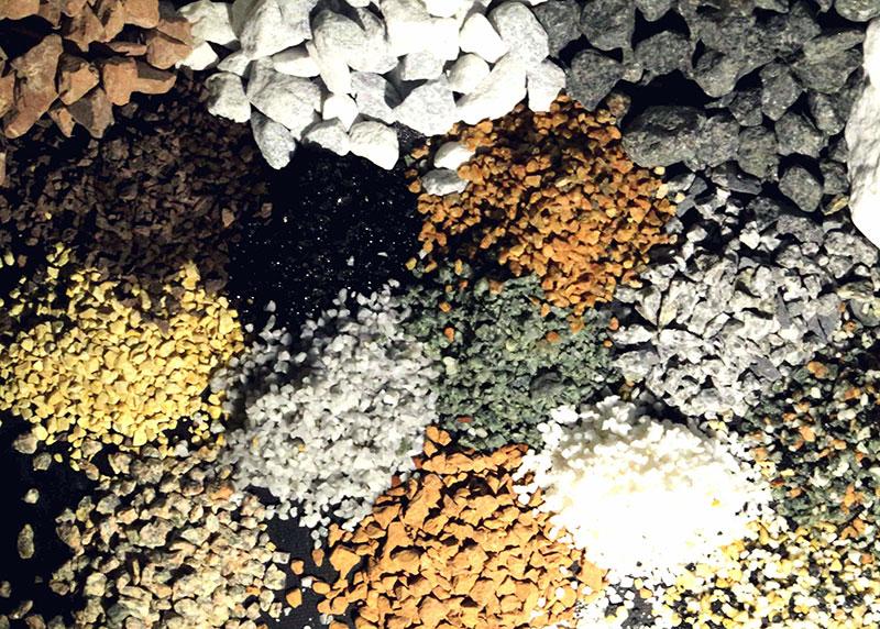 Минеральные наполнители для бетонного раствора