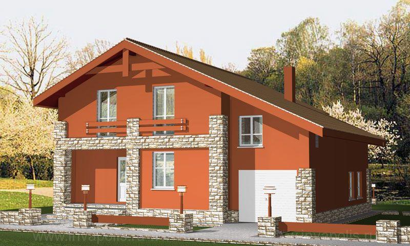 Одного жилого этажа может оказаться мало. Заранее подумайте о вариантах расширения жилой зоны