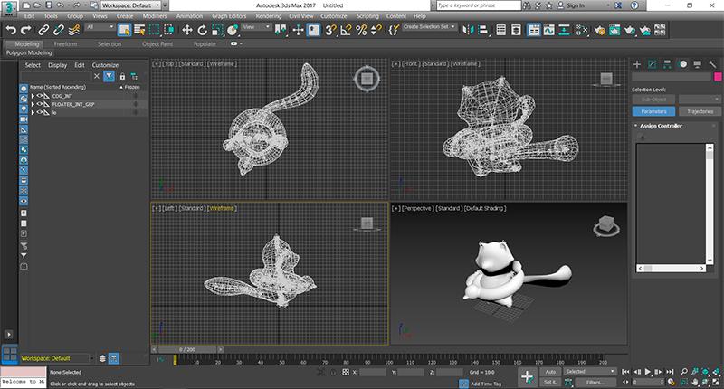Autodesk 3-D MAX