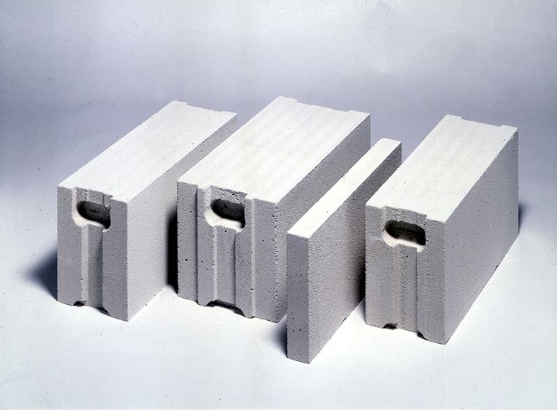 Газобетонные блоки с системой гребень-паз
