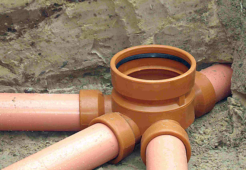 Ревизионные люки в наружной канализации