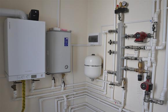 Основные компоненты системы отопления