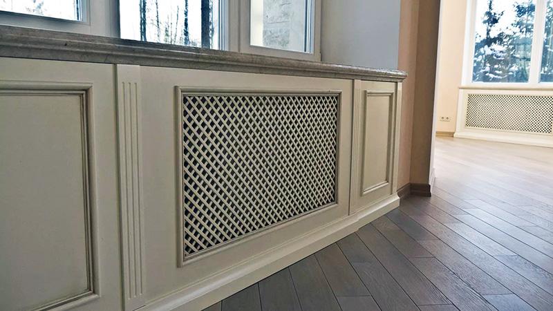 Декоративная решетка радиатора