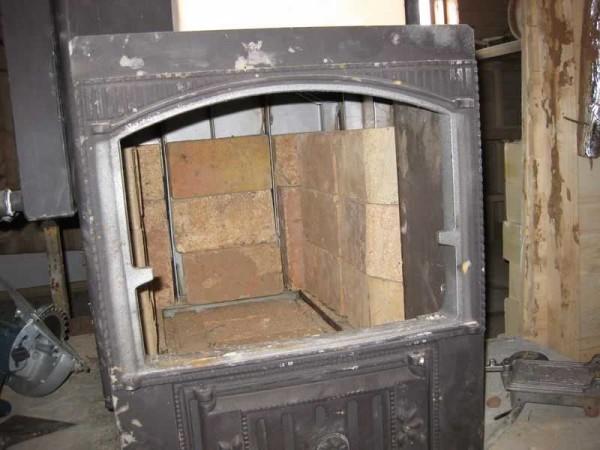 Банная печь своими руками из металла