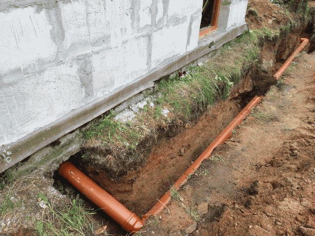 Оптимально использовать пластиковые трубы для систем канализации. Они финансово доступны и долговечны.