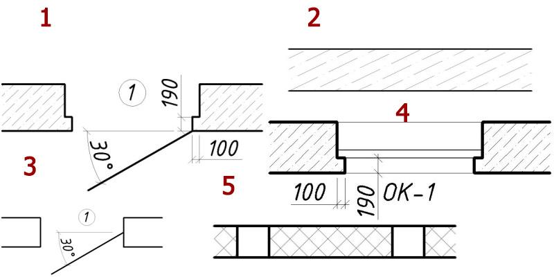 Рис №7: Детализация общего плана