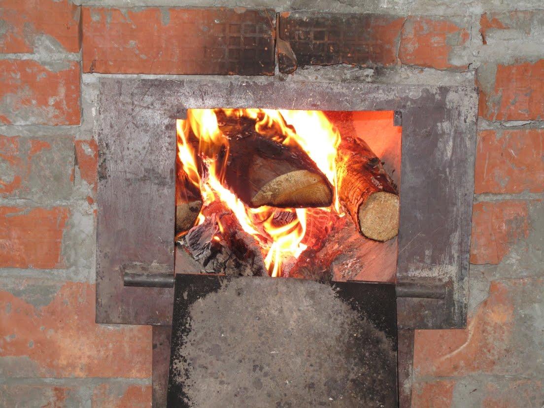 Чертежи банных печей из металла с размерами