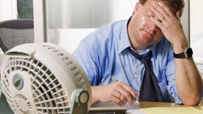 какая должна быть оптимальная температура внутри помещения