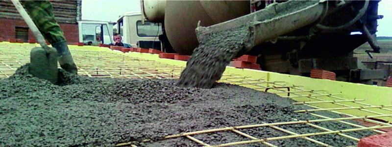 строители чаще всего отдают предпочтение бетону марки М300