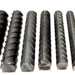 Отрезки стержней арматуры разного диаметра