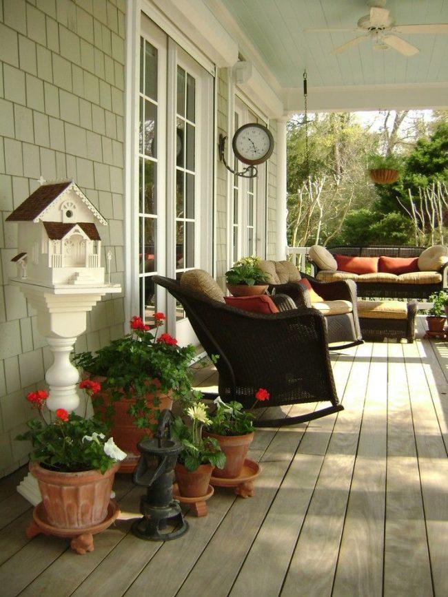 Дома с верандой: уют, комфорт, удобство - в одном сооружении