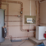 Для капитальных построек целесообразно применять отопление закрытого типа