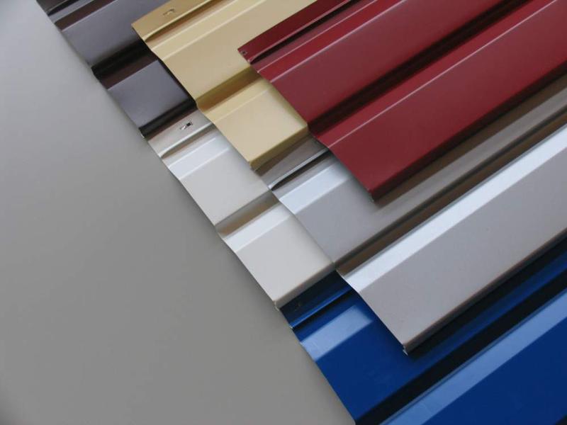 Огромная палитра цветов облицовочного материала