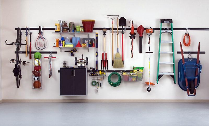Инструменты для строительства металлического гаража