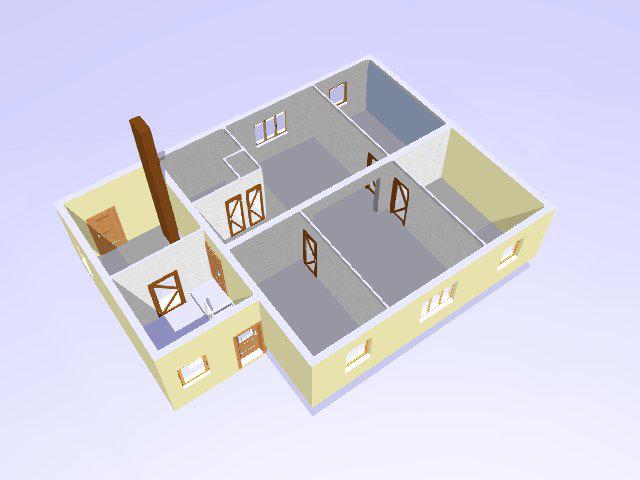 Визуализация проекта перед началом строительства