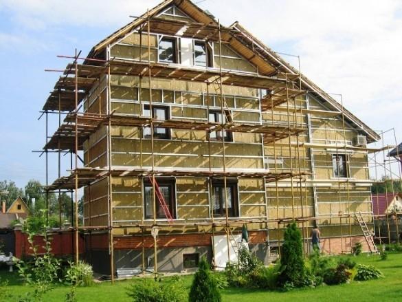 Соорудить строительные леса своими руками не трудно