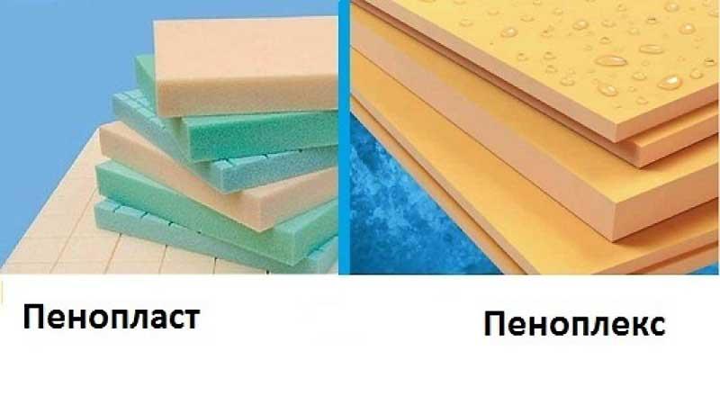 Утеплители для зданий и помещений