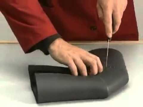 Работать с материалами К-Флекс очень удобно, так как они легко режутся