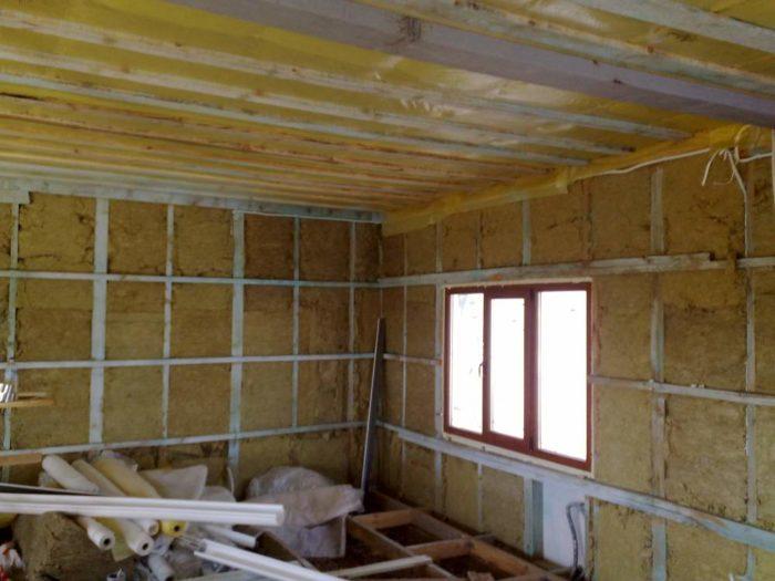 Базальтовый утеплитель – недорогой теплоизоляционный материал