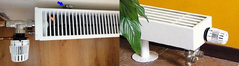 Радиаторы из разных сплавов