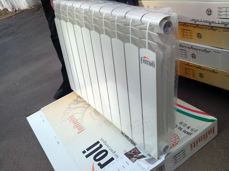 РадиаторFerroli
