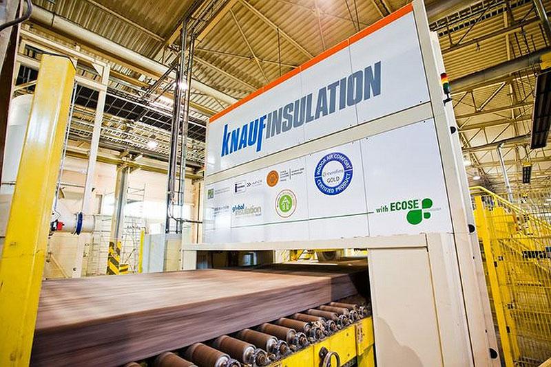 Производство Кнауф Insulation