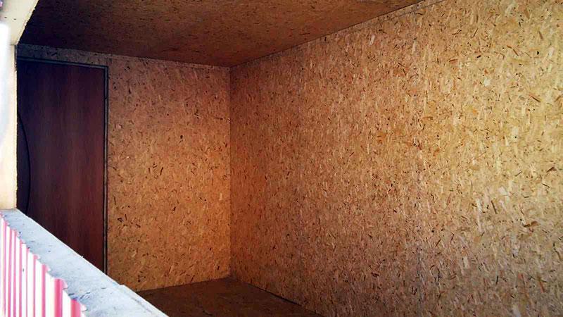 Утепление поверхностей пробковыми листами