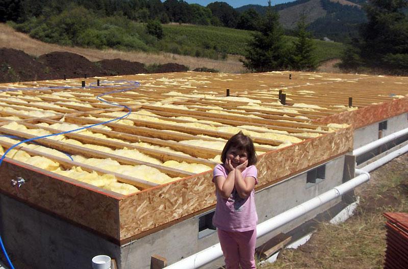 Базальтовая вата – экологически чистый материал