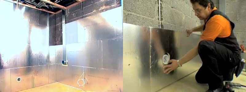 Как правильно утеплить баню изнутри
