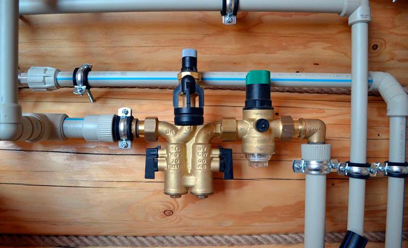 Какие лучше пропиленовые трубы для водоснабжения и отопления
