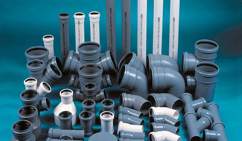 Пластиковые труби и фитинги