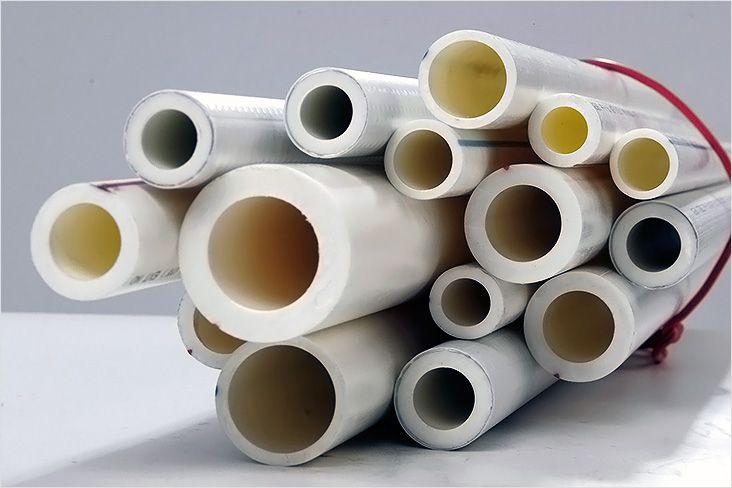 Рисунок 1 – Многообразие труб из полипропилена