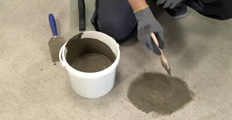Литьевые восстановительные составы
