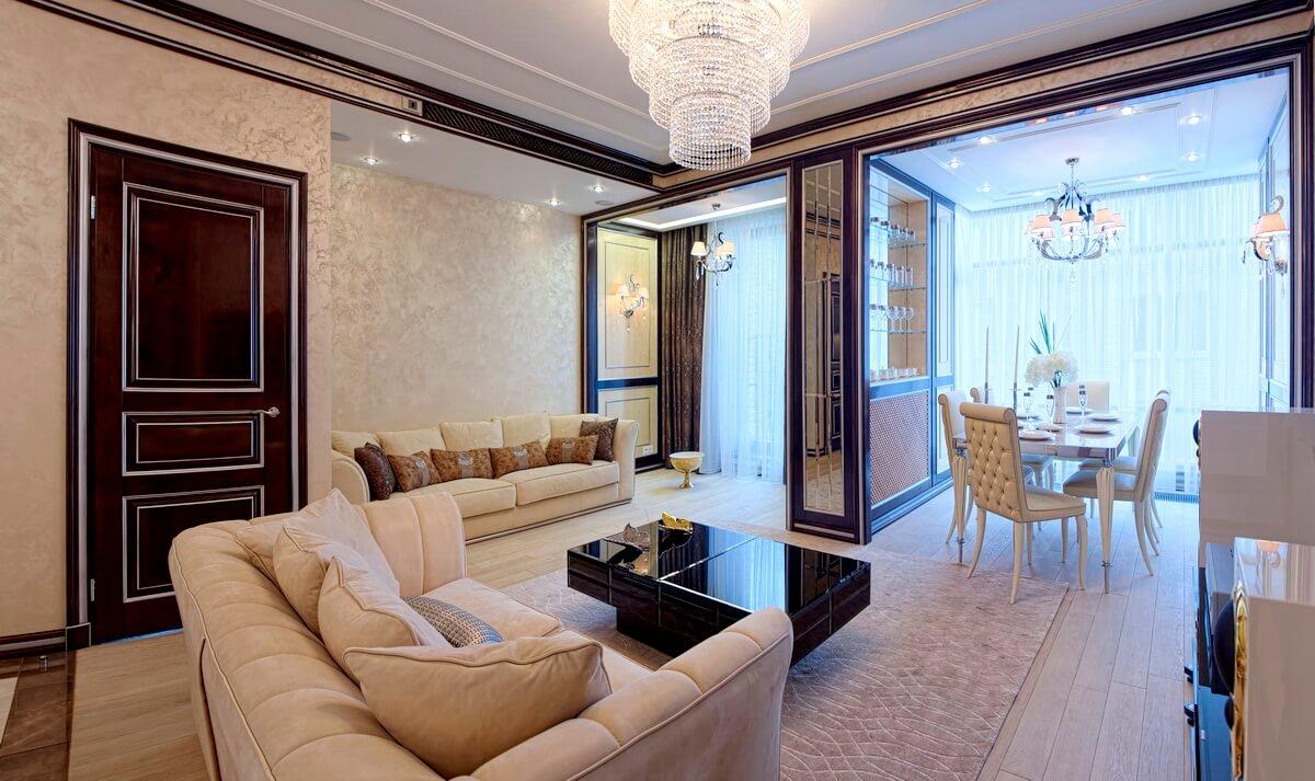 3-комнатная квартира премиум-класса