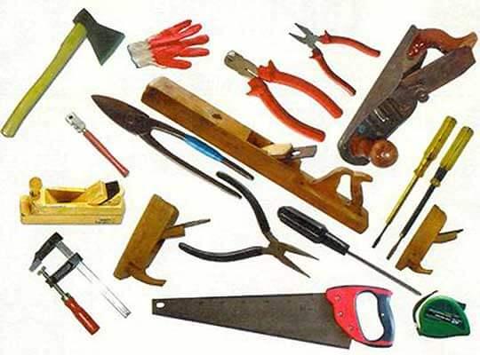 Рисунок 3 – Строительный инструмент